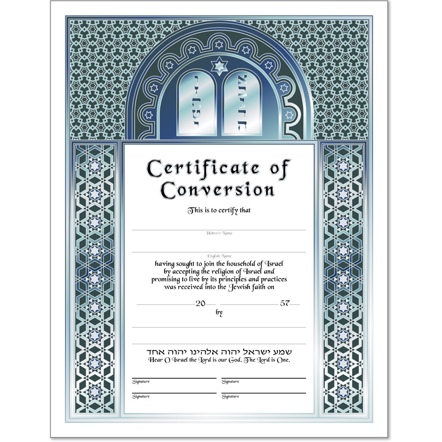 conversion to judaism essay This 98-year-old woman is converting to judaism after lucky raffle win   attending shabbat services and writing essays about her journey to a.